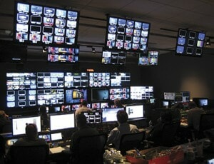 NBC Sports contracted with Sony and Diversified Systems Inc. to build the new facility.