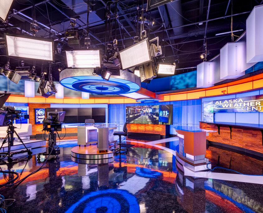 New Broadcast Facility - Denali Media