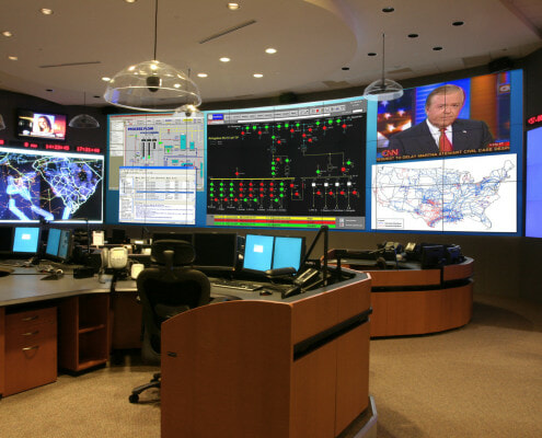 scana utility operations center upgrades