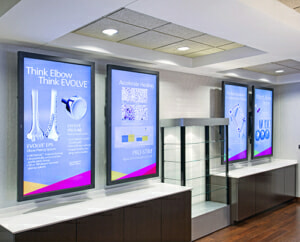 medical digital signage