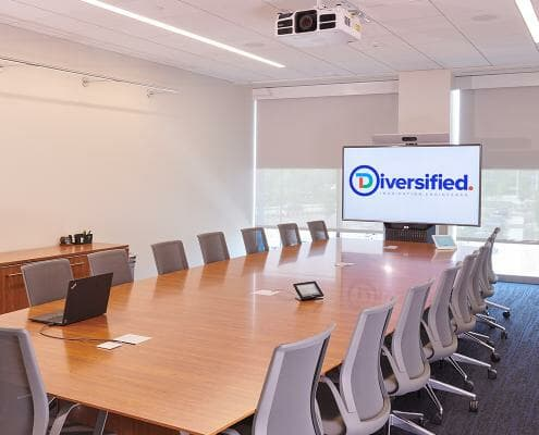 conference room collaboration and presentation systems