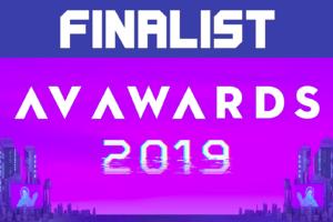 2019 AV Awards Finalist