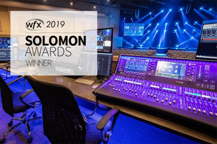 church technology solomon award