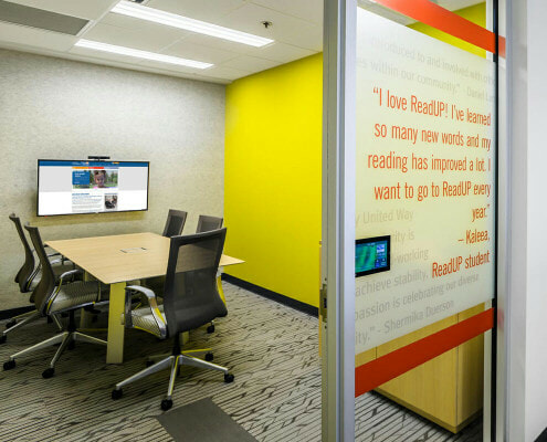 United Way Collaboration Space