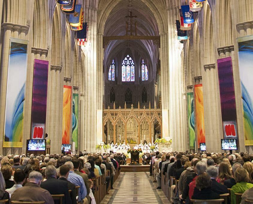 Washington National Cathedral Technology Upgrade
