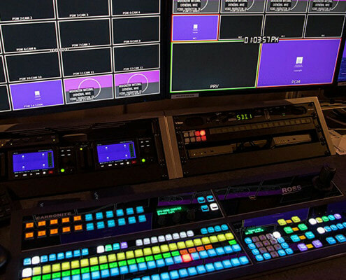 Washington National Cathedral Video System Upgrade