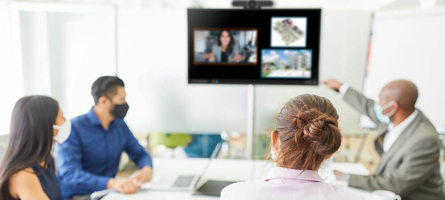 Touchless Collaboration Solution