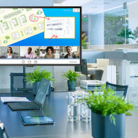 Virtual & In-Room Collaboration