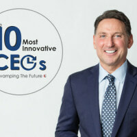 Fred D'Alessandro Named One of 10 Most Innovative CEOs
